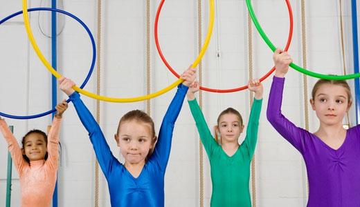 عکس ورزش افزایش قد کودکان