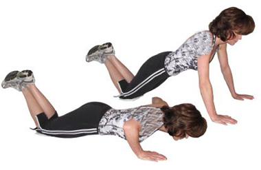 ورزش جهت حجیم شدن سینه