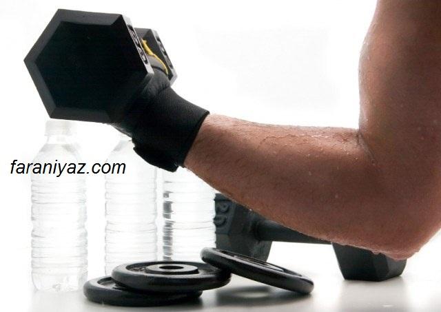 عضلانی کردن مچ دست