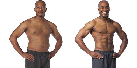 عکس ورزش جهت متناسب شدن بدن