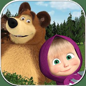 عکس های ماشا و خرس