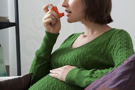 بیماری آسم در زنان باردار در پورتال جامع فرانیاز فراتراز نیاز هر ایرانی .