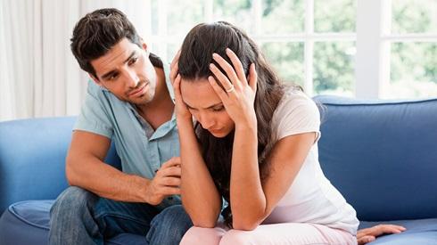 عکس تاثیر افسردگی بر رابطه زناشویی