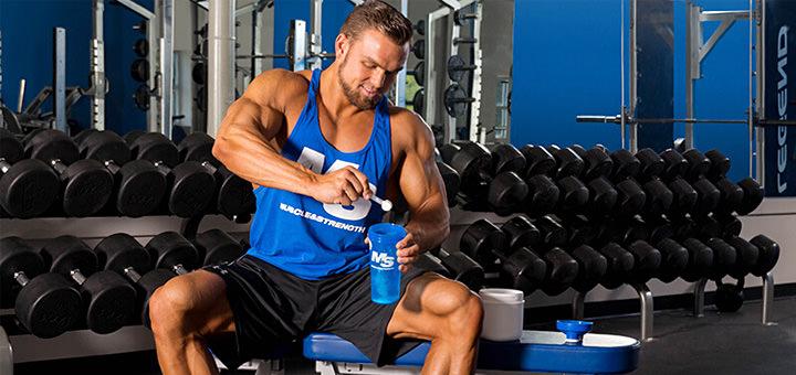 ۵ مکمل بدنسازی برای افزایش حجم عضله