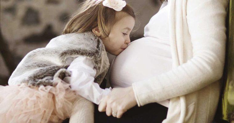 عکس بهترین زمان وفاصله بین دو بارداری