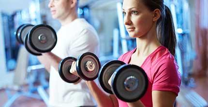 عکس این ورزش کل بدنتان راقوی و چاق میکند!