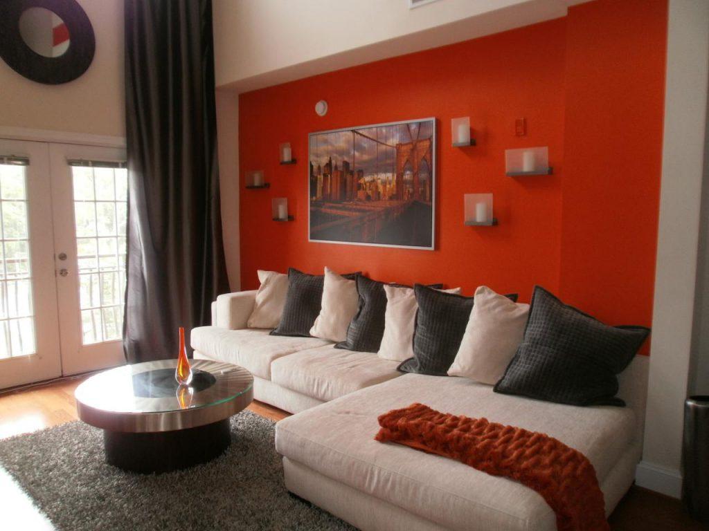 راهنمای انتخاب رنگ اتاق نشیمن در پورتال جامع فرانیاز فراتراز نیاز هر ایرانی .