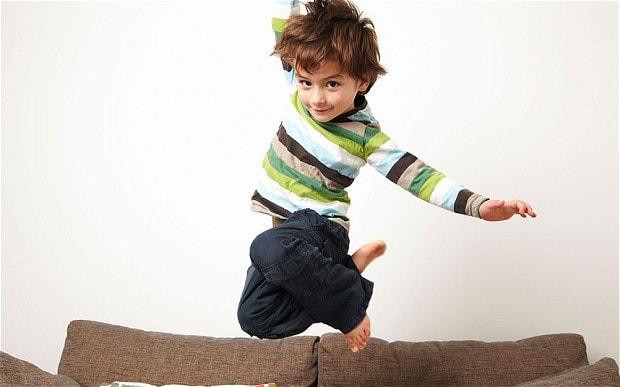 عکس درمان اختلالات بیش فعالی کودکان بدون استفاده از دارو