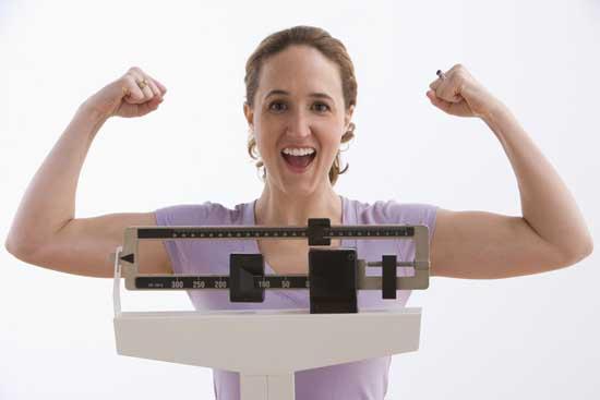عکس با ورزش کردن وزن خود را افزایش دهید