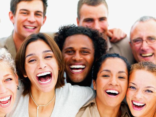شخصیت شناسی افراد از روی لبخند در پورتال جامع فرانیاز فراتراز نیاز هر ایرانی .