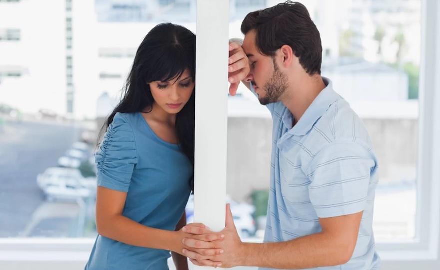 عکس چگونه افسردگی همسرمان را متوجه شویم ؟