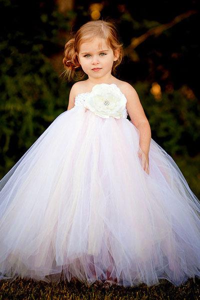 عکس زیبا ترین مدل های لباس عروس دخترانه