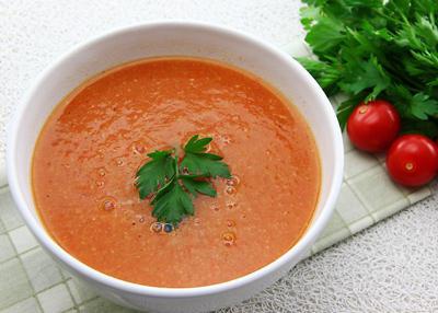 طرز پخت سوپ سم زدای سیر و زنجبیل در پورتال جامع فرانیاز فراتراز نیاز هر ایرانی .