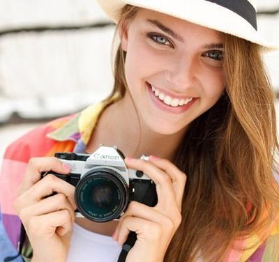 عکس ترفندهای ساده برای خوش عکس بودن