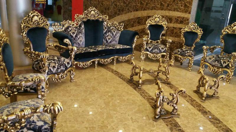 راهنمای خرید مبل استیل  در پورتال جامع فرانیاز فراتراز نیاز هر ایرانی .