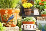 جدیدترین گلدانهای تزئینی و دکوری
