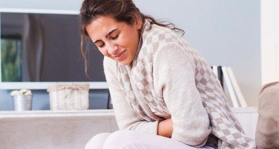 عکس درد شدید قاعدگی را جدی بگیرید