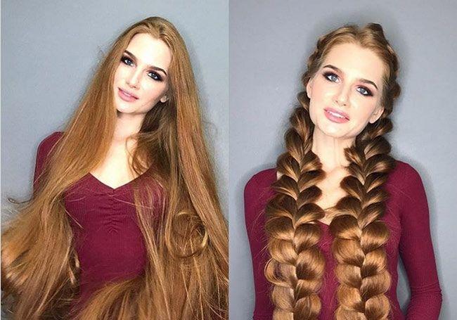 دختر جذاب روس که زیباترین موهای دنیا را دارد در پورتال جامع فرانیاز فراتراز نیاز هر ایرانی .