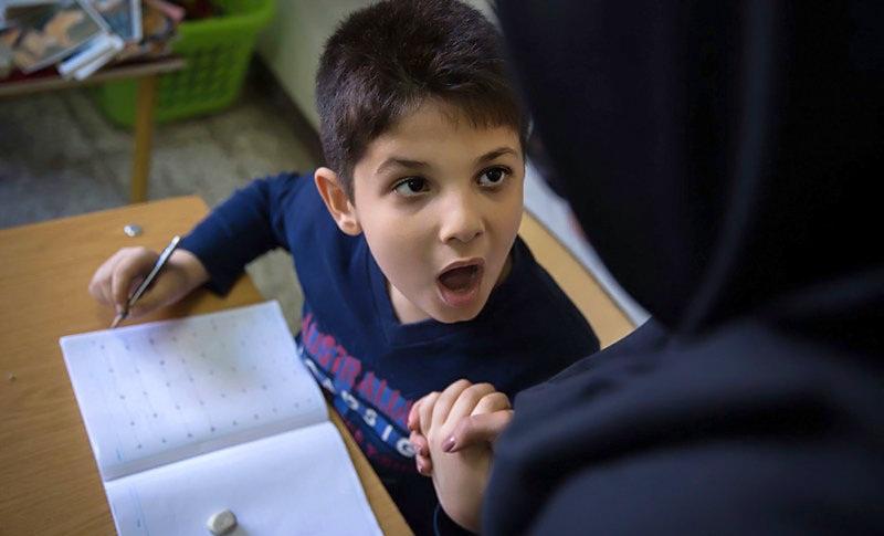 اوتیسم در کودکان در پورتال جامع فرانیاز فراتراز نیاز هر ایرانی اوتیسم در کودکان .
