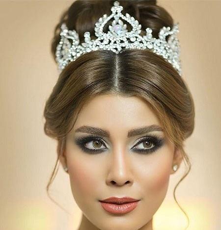مدل تاج عروس اروپایی 2018 در پورتال جامع فرانیاز فراتراز نیاز هر ایرانی.