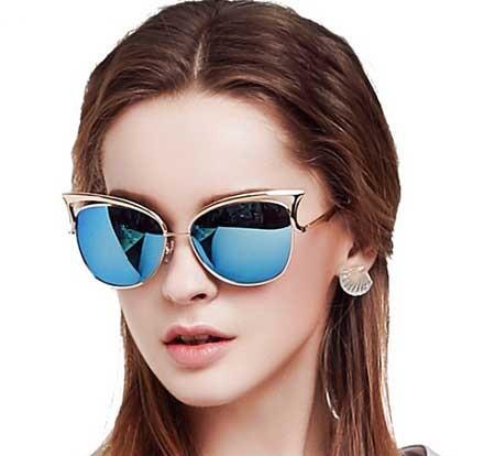 مدل عینک آفتابی زنانه 2017 در پورتال جامع فرانیاز فراتر از نیاز هر ایرانی.