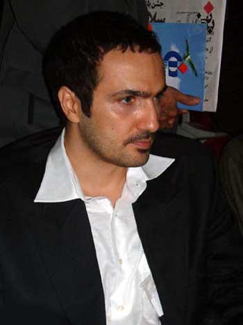 زندگی نامه محمد رضا فروتن
