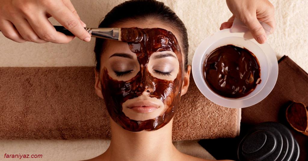 عکس ماسک قهوه | ماسک با قهوه برای زیبایی پوست