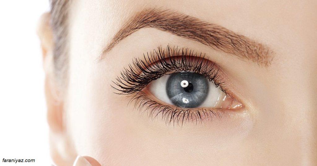 چندین راه برای جوان سازی چشم ها