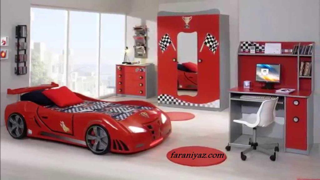 اتاق بچه هارا با این روش به روز کنید دکوراسیون اتاق پسرتان را این شکلی تغییر دهید .