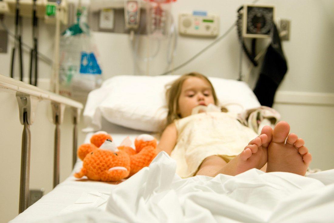 نارسایی کلیه در کودکان
