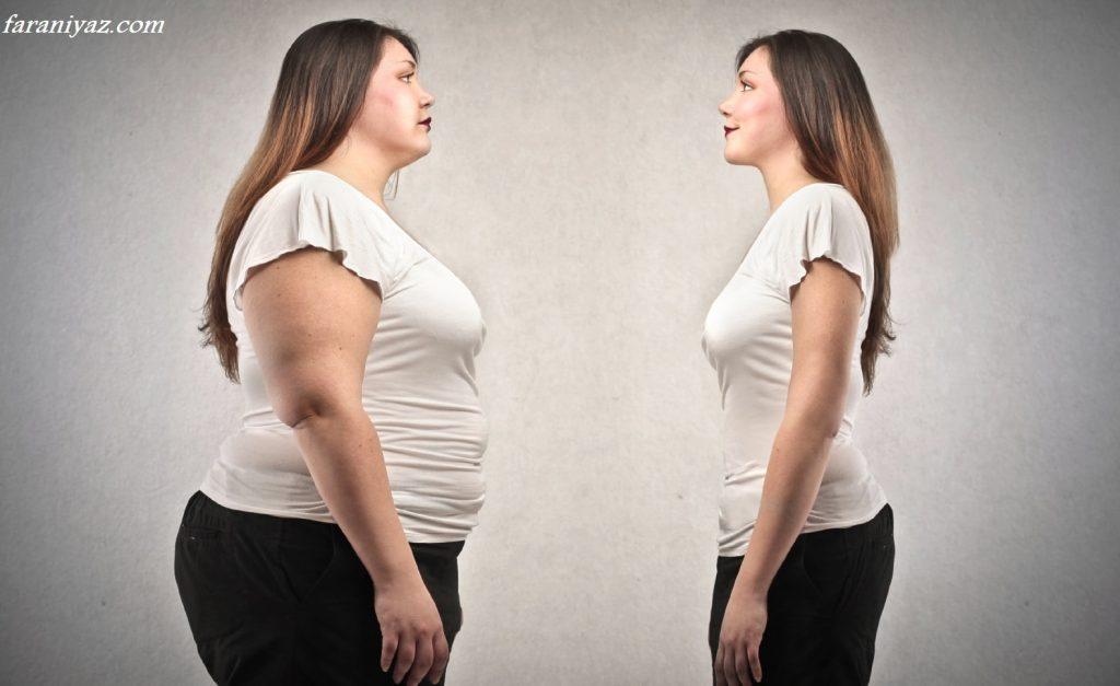 چطور با هورمون های اختصاصی خودمان لاغر شویم ؟