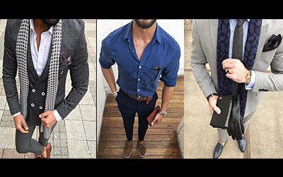 عکس ۱۴ ترفند شیک پوشی مردانه
