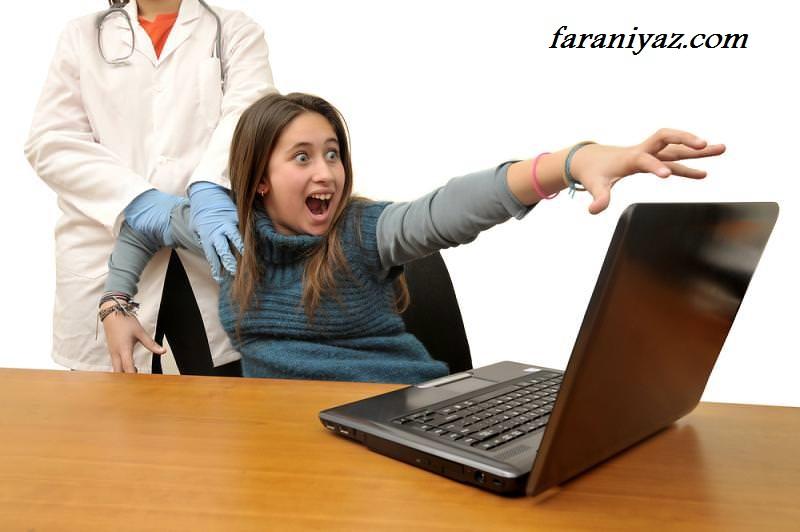 چطور بچه هارا از اعتیاد به اینترنت ترک دهیم ؟