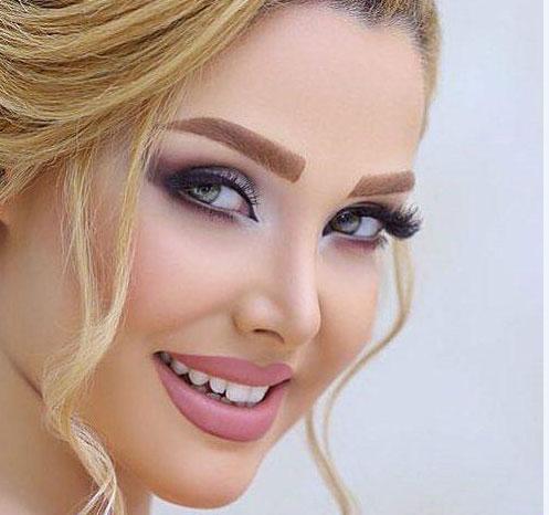 عکس فاکتورهای مهم و تاثیرگذار در بهترین آرایش عروس