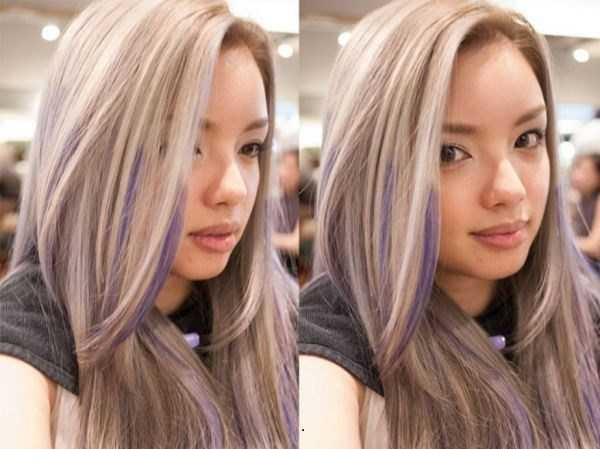عکس آشنایی با  پرطرفدارترین رنگ موی سال