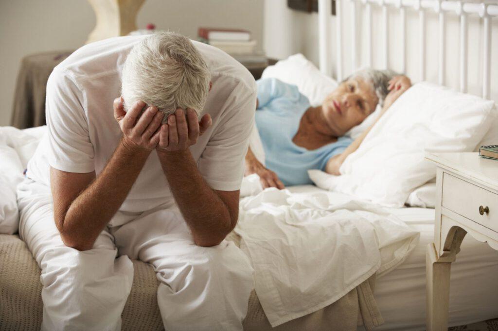 عدم نعوظ آقایان و مشکلات زناشویی